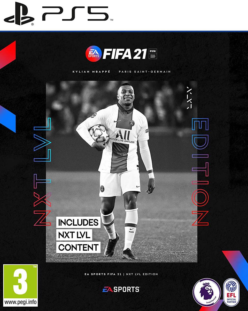 PS5 FIFA 21 - Next Level Edition