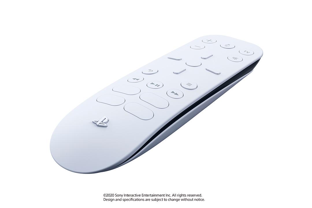 Playstation 5 media remote kontroler