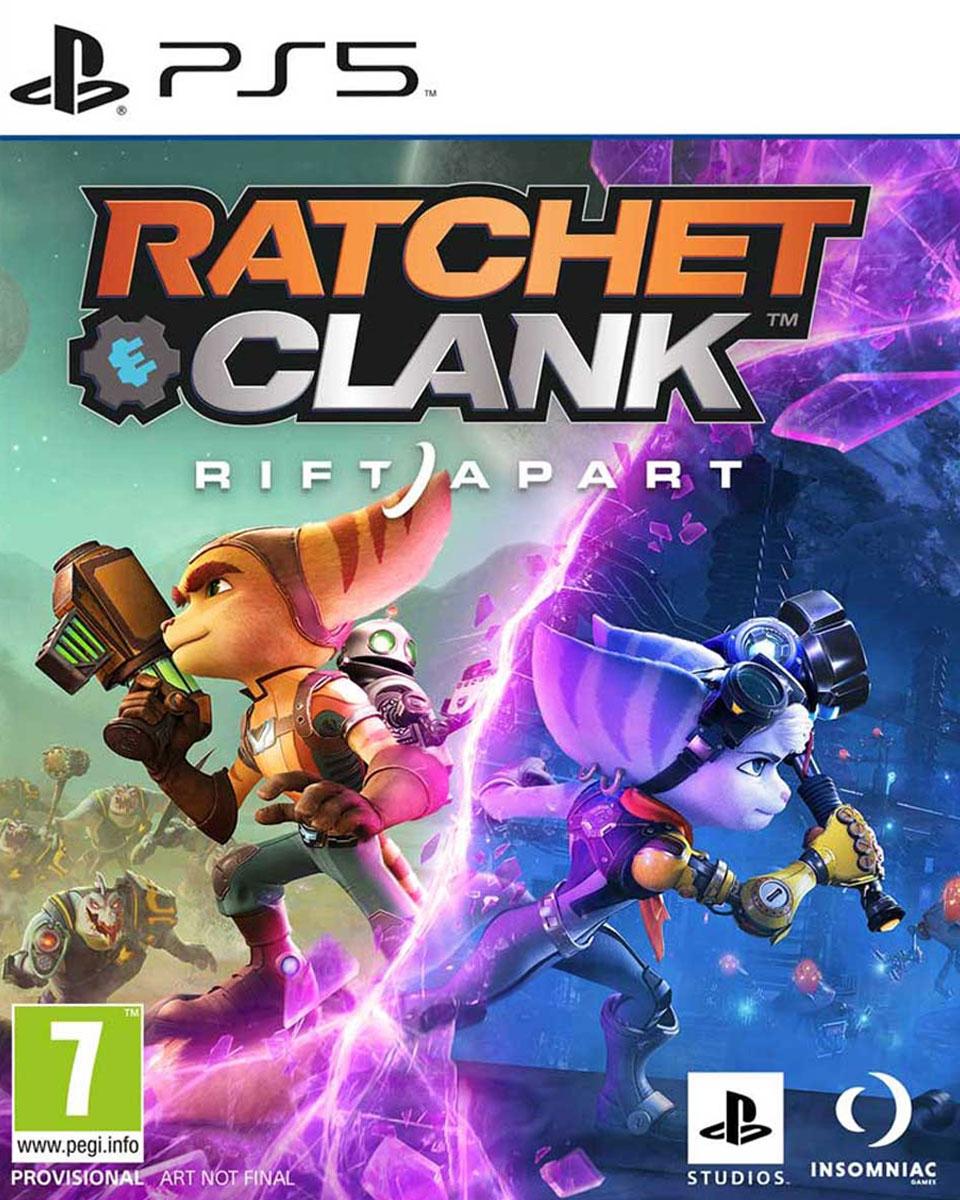 PS5 Ratchet & Clank - Rift Apart