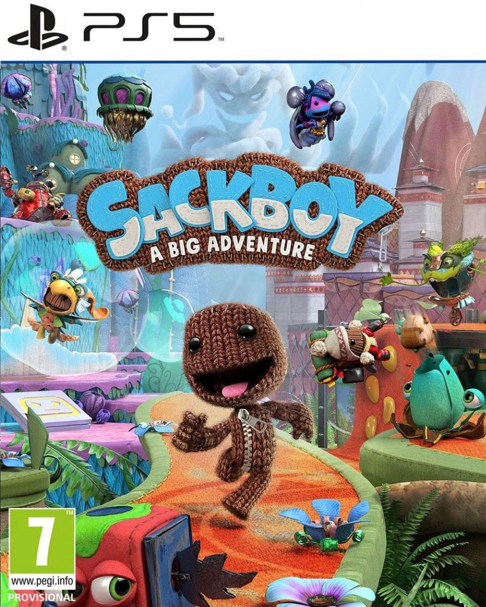 PS5 Sackboy - A Big Adventure